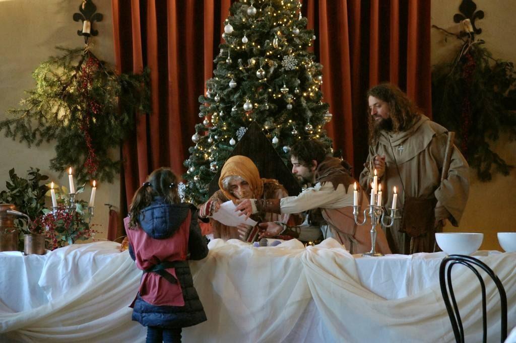 Natale al Castello di Gropparello