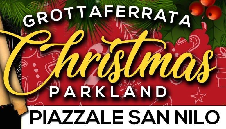 Christmas Park Land - Il Natale a Grottaferrata