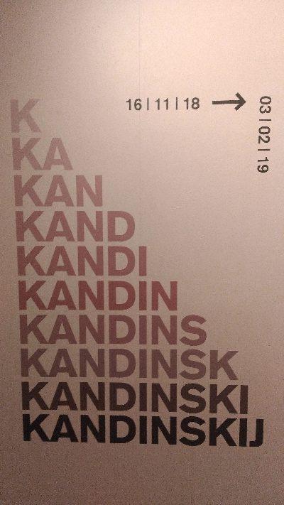 KANDINSKIJ al Museo della Ceramica di Mondovì
