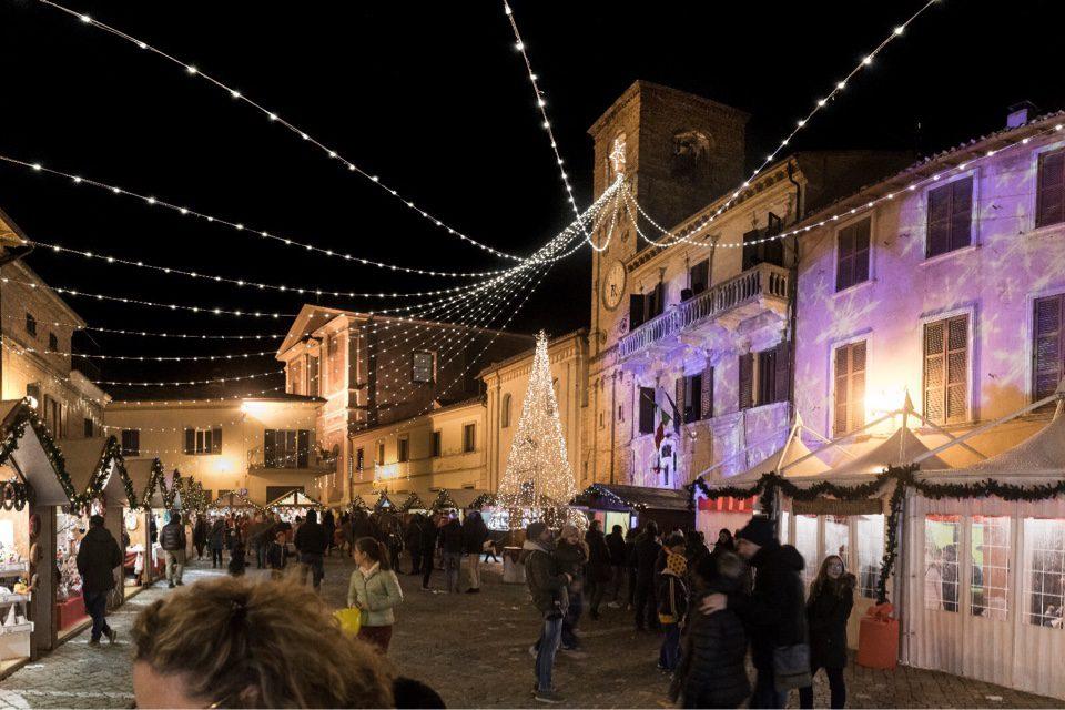 Natale a Mombaroccio 2018 - Mercatino Natalizio