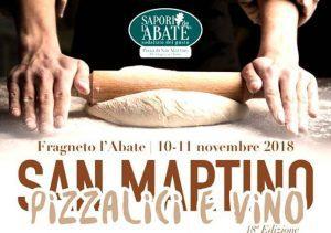 SAN MARTINO... pizzalici e vino