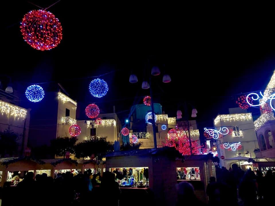 Meraviglioso Natale a Polignano a Mare