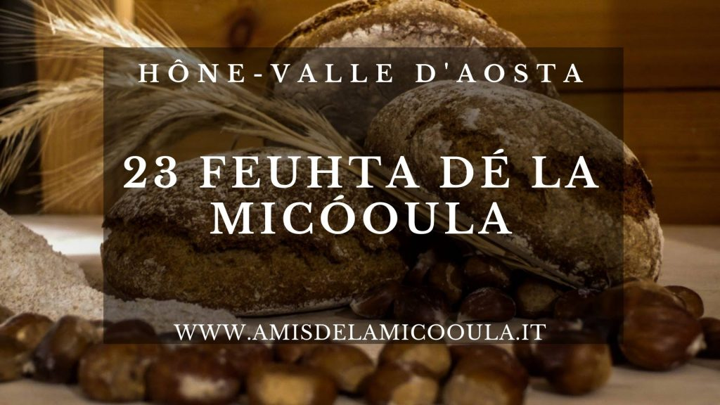 Feuhta de la Micòoula - XXIII edizione