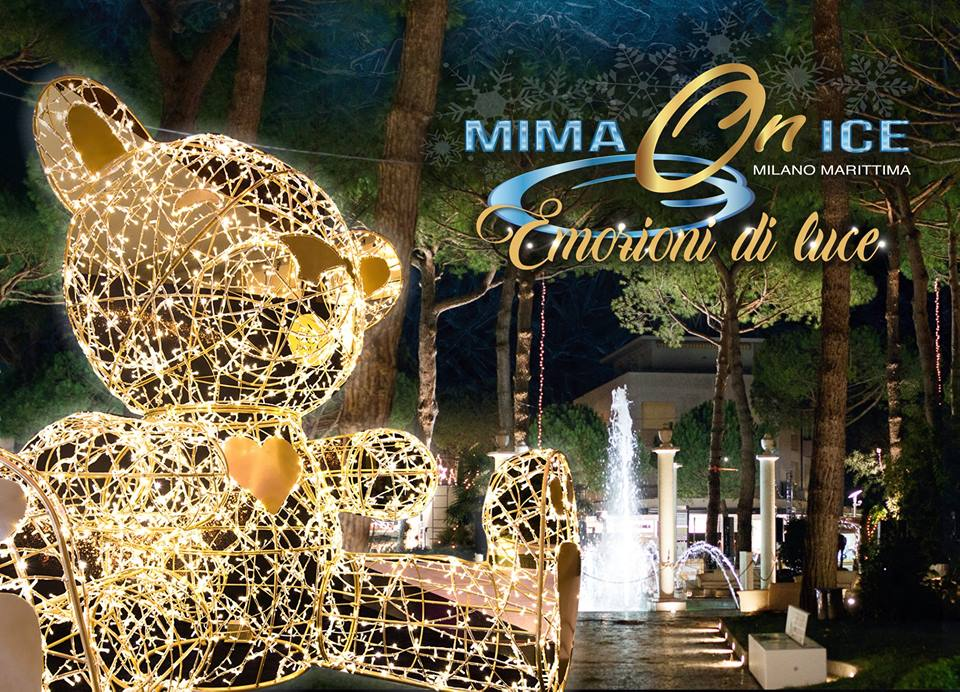MiMa On Ice Light Edition - Emozioni di Luce