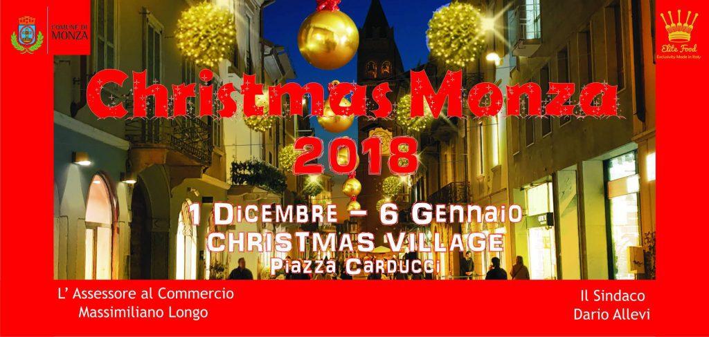 Christmas Monza 2018