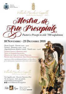Mostra di Arte Presepiale in stile '700 Napoletano