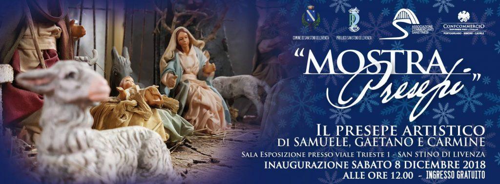 Mostra Presepi San Stino 2018