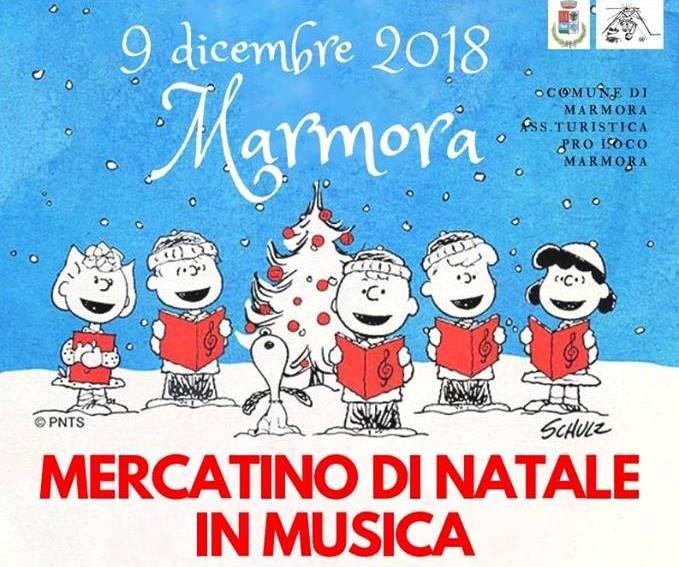 Mercatino di Natale in Musica