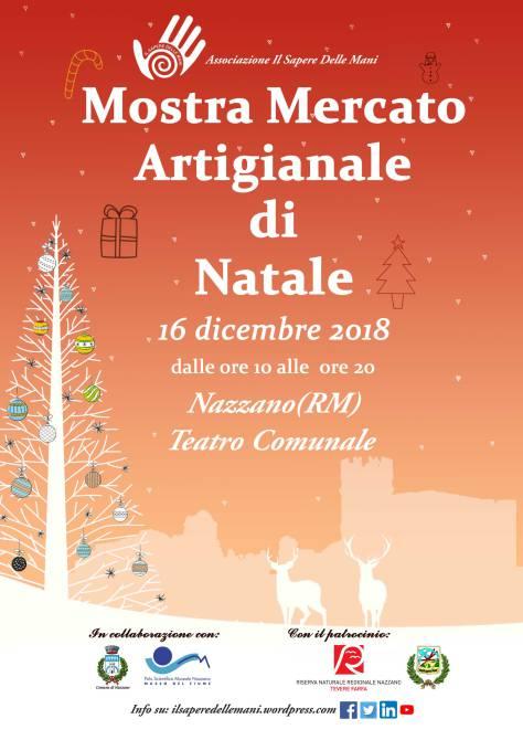 Mostra Mercato Artigianale di Natale a Nazzano