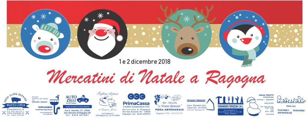 Mercatini di Natale a Ragogna - XV edizione