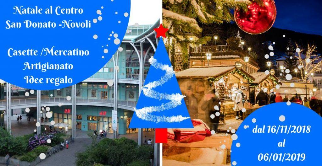 Natale al Centro San Donato Novoli