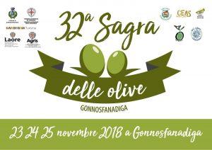 32° Sagra delle Olive di Gonnosfanadiga