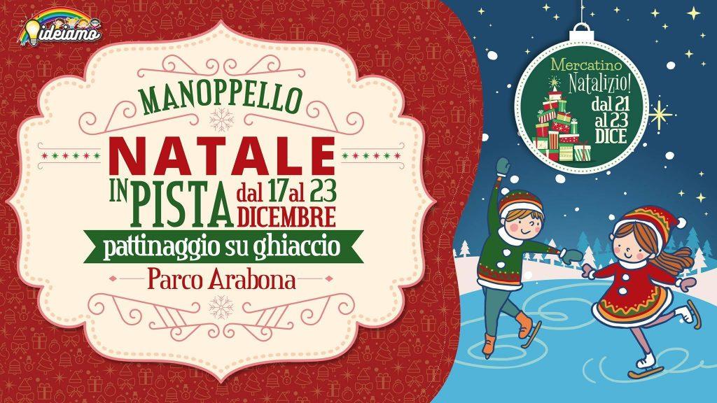 Natale in Pista e Mercatini di Natale a Manoppello
