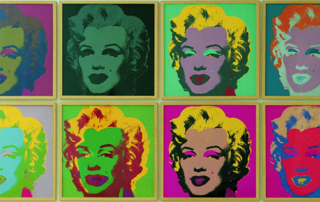 CAMERA POP. La fotografia nella Pop Art di Warhol, Schifano & Co