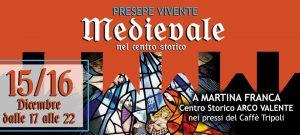 Presepe Vivente Medievale di Martina Franca