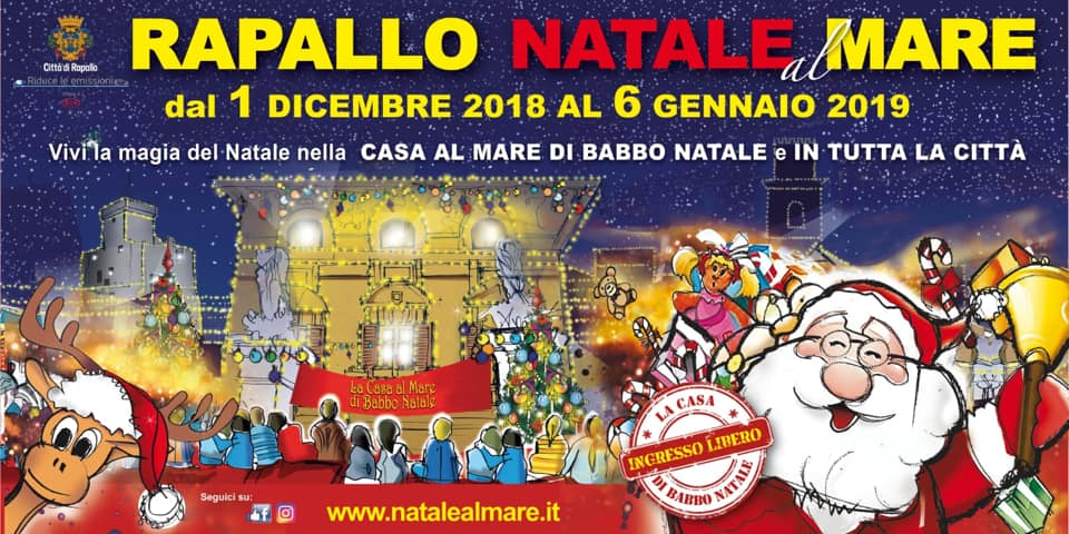 Natalealmare a Rapallo