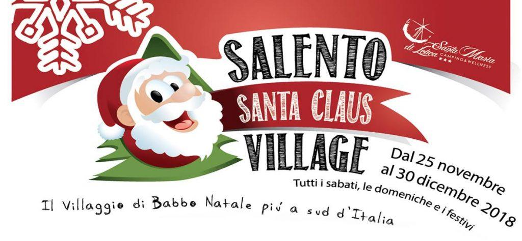 Salento Santa Claus Village - 4° Edizione