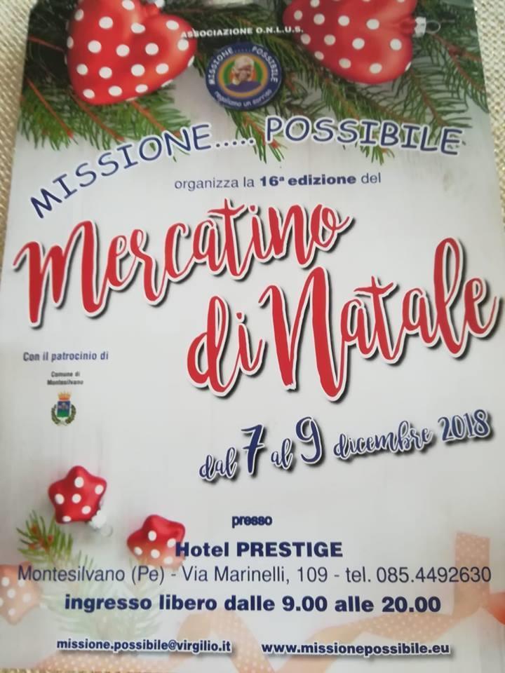Mercatino di Natale a Montesilvano