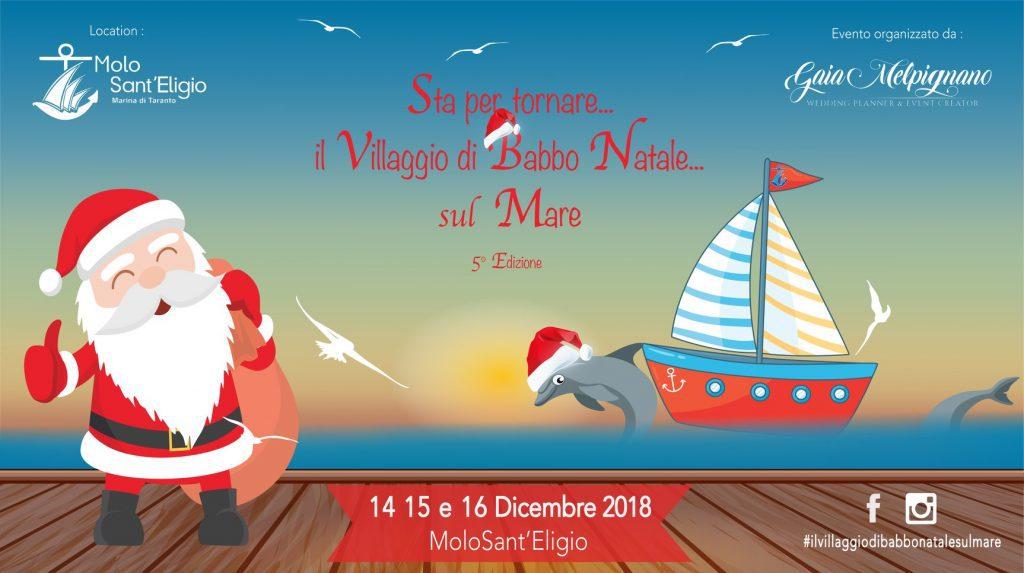 Il Villaggio di Babbo Natale... sul mare - V edizione