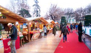 Thun Winter Village - Mercatini di Natale a Mantova