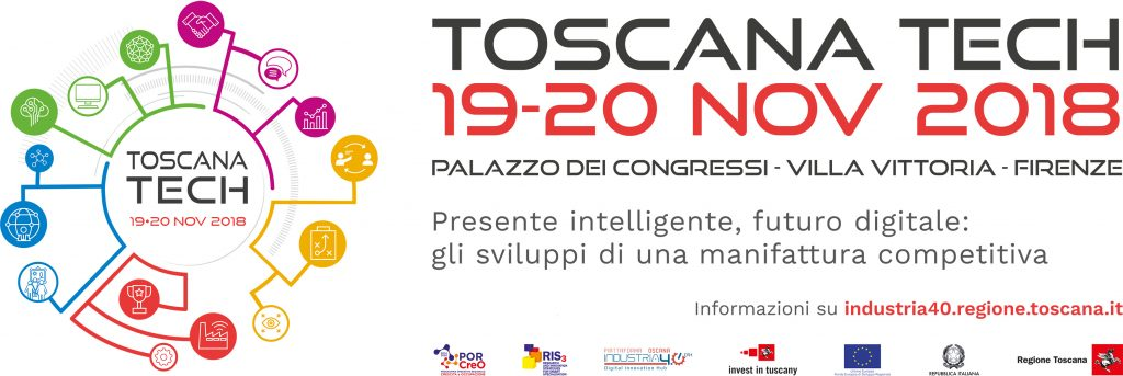 TOSCANA TECH - Presente Intelligente, Futuro Digitale