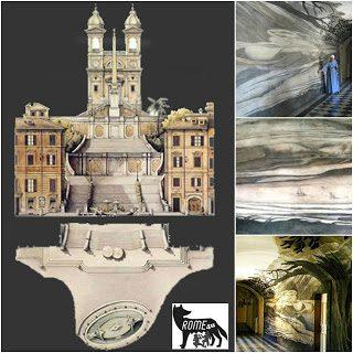 Segreti incanti di Trinità dei Monti - visita guidata