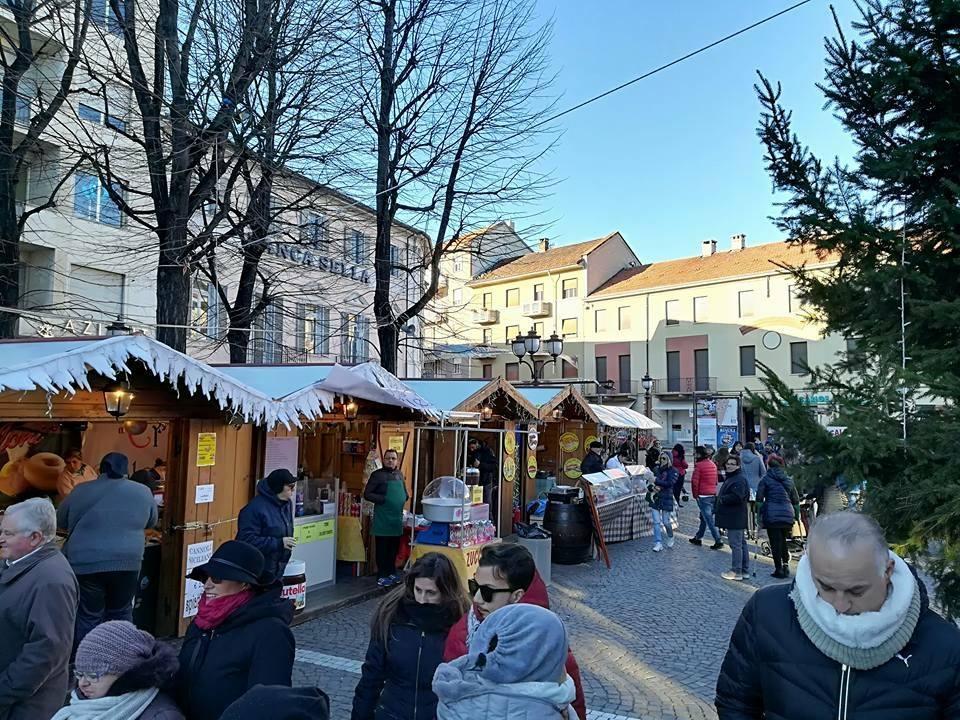 Villaggio Babbo Natale Torino.Il Villaggio Di Babbo Natale Italive