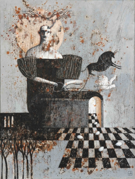 MYTHS AND LEGENDS - mostra collettiva natalizia