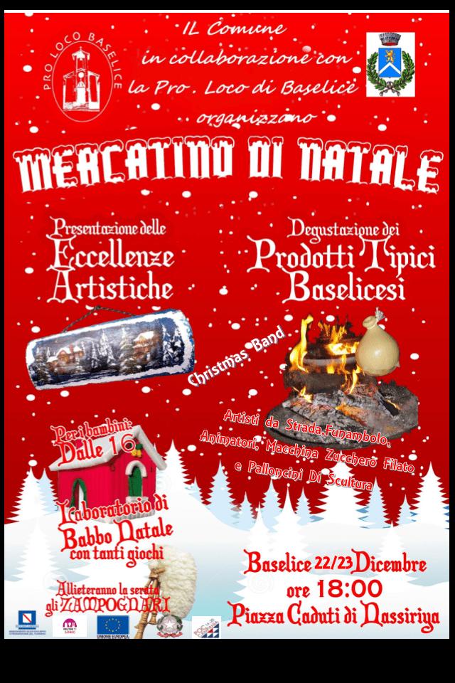 Mercatini di Natale a Baselice