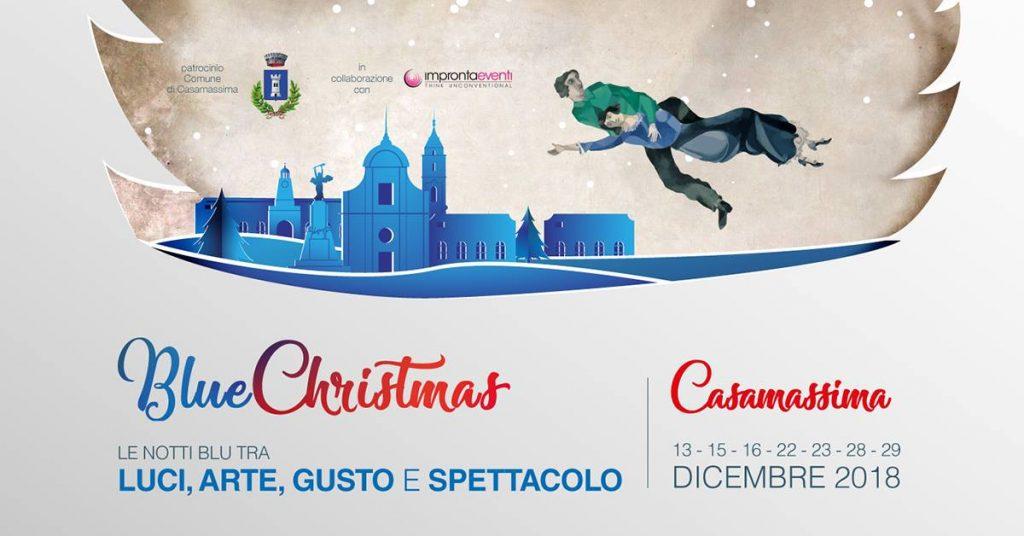 Blue Christmas a Casamassima