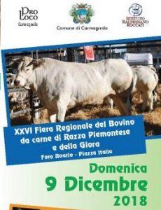 26ª Fiera del Bovino di razza Piemontese