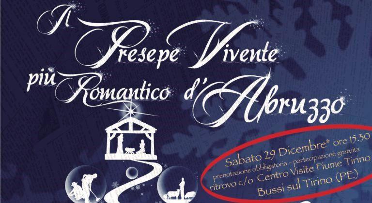 Il Presepe Vivente più romantico d'Abruzzo