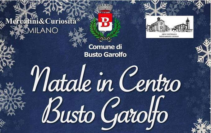 Natale in Centro a Busto Garolfo