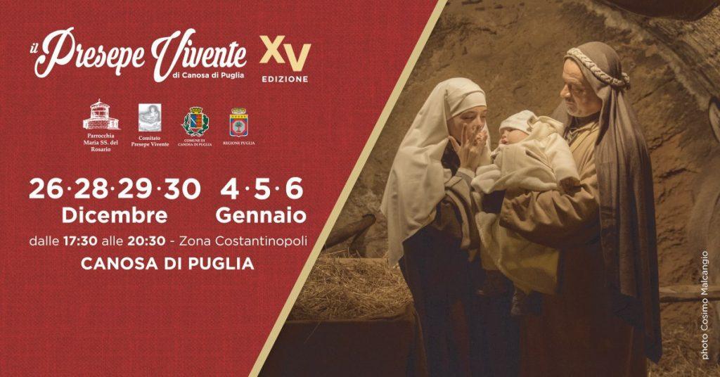 Il Presepe Vivente di Canosa di Puglia - XV edizione
