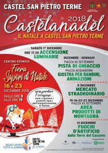 CASTÈLANADÈL - Il Natale a Castel San Pietro Terme