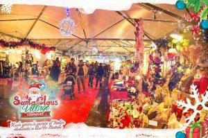 Santa Claus Village 2018 a Cattolica