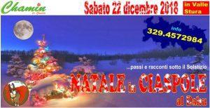 Natale in Ciaspole al Dahu