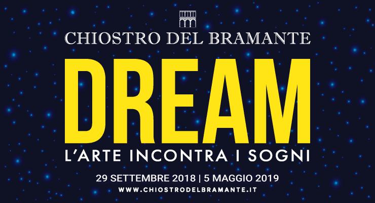 DREAM. L'Arte incontra i Sogni