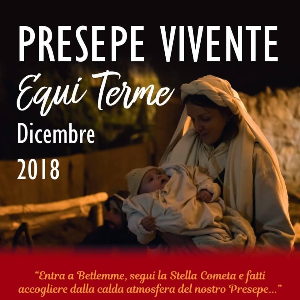 Presepe Vivente di Equi Terme - 30° edizione