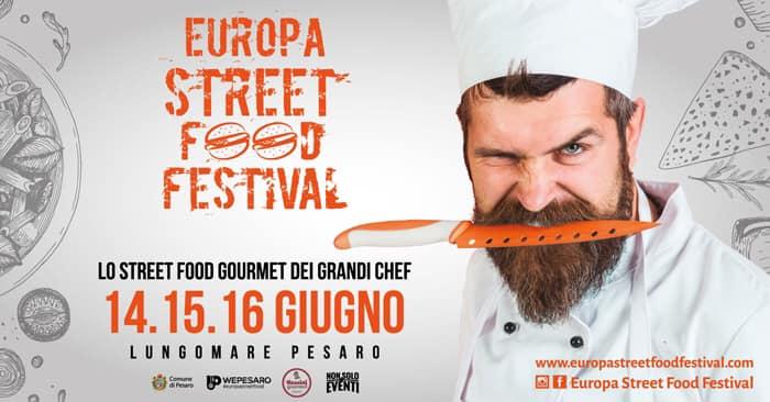 EUROPA Street Food Festival - 5° edizione