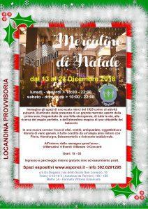 Mercato di Natale all'Ex Dogana di San Lorenzo
