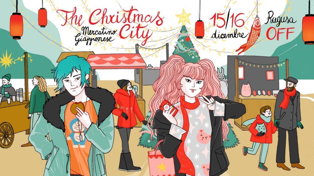 Mercatino Giapponese & VMarket - The Christmas City