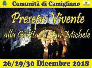 Presepe Vivente alla Grotta di San Michele Arcangelo
