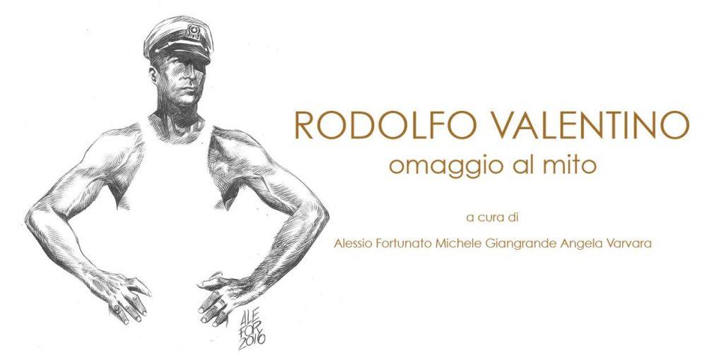 RODOLFO VALENTINO - Omaggio al mito