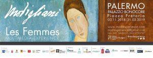 MODIGLIANI Les Femmes - Multimedia Experience