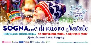 SOGNA... è di nuovo Natale a Morciano di Romagna