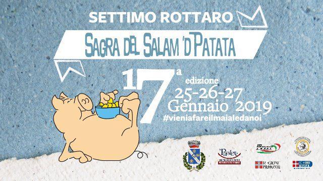 Sagra del Salam 'd Patata - XVII edizione