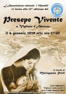 Presepe Vivente di Vigliano - XII edizione