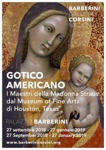 Gotico Americano. I Maestri della Madonna Straus