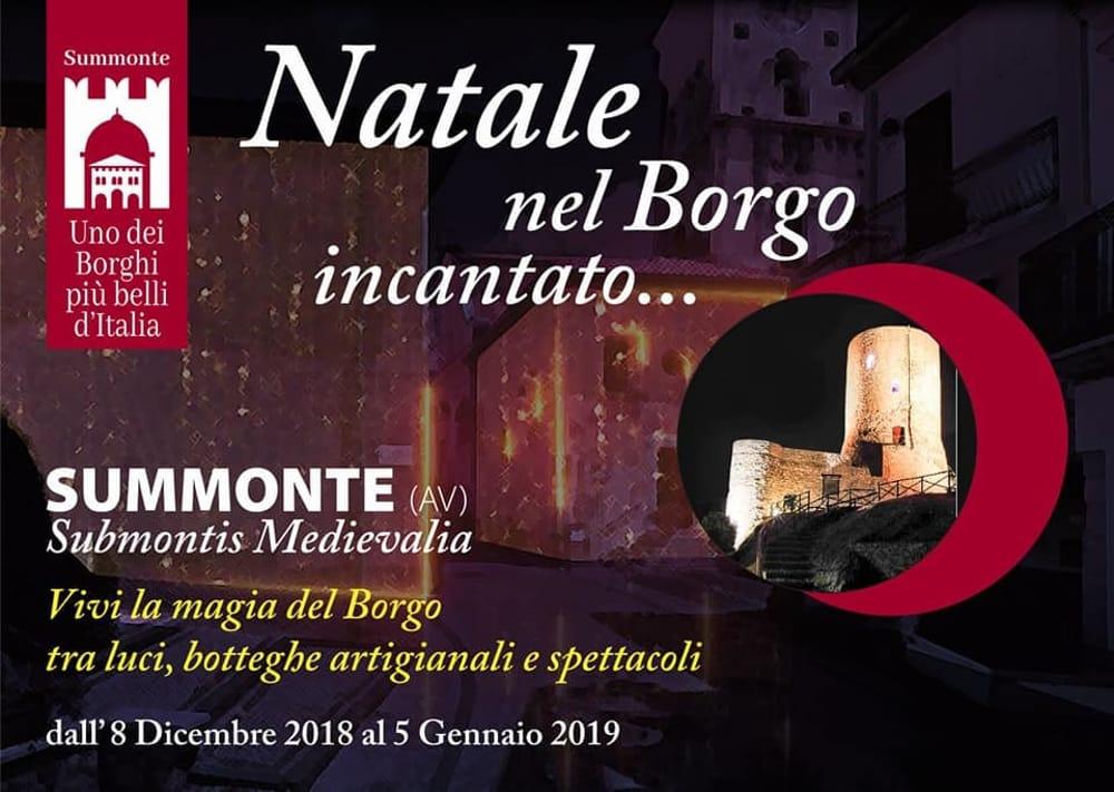 Natale nel Borgo Incantato di Summonte